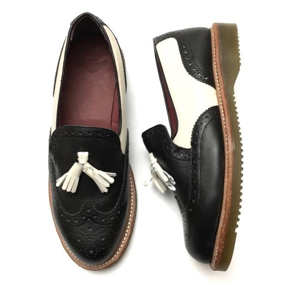 715ceb946dd Dr. Martens Shoes - Doc Dr Martens Spectator Tassel Brogues Loafers